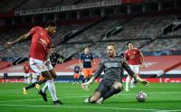 Manchester United Taklukkan Istanbul Basaksehir 4-1 di Old Trafford