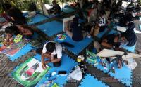Satpol PP Jawa Timur Gelar Lomba Lukis Lawan Covid-19