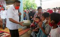 Cagub Petahana Olly Dondokambey Sambangi Masyarakat Bolaang Mongondow