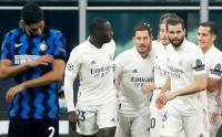 Bertandang ke San Siro, Real Madrid Sukses Kalahkan Inter Milan 2-0