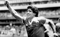 Foto-Foto saat Maradona Berhasil Membawa Argentina Jadi Juara Piala Dunia Tahun 1986