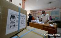Pelipatan Surat Suara Pilkada Tangerang Selatan