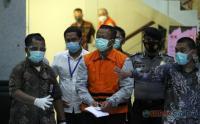 KPK Tahan Menteri KKP Edhy Prabowo