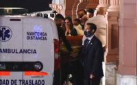 Jenazah Maradona Disemayamkan di Istana Kepresidenan