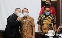 Sidang Pemeriksaan Saksi Silang Perkara Surat Jalan Palsu