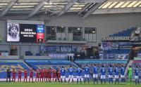 Pemain Liverpool dan Brighton Berikan Tepuk Tangan untuk Maradona