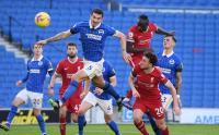 Liverpool Gagal Menang Atas Brighton