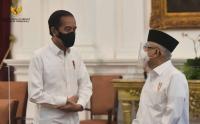 Pimpin Ratas, Jokowi Kecewa Penanganan Covid-19 Memburuk