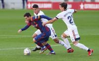 Barcelona Bantai Osasuna 4 Gol Tanpa Balas