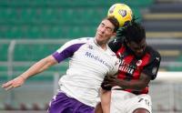 AC Milan Kokoh di Puncak Klasemen Usai Tumbangkan Fiorentina 2-0