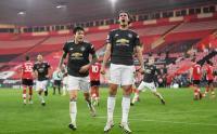 Cavani Pahlawan untuk Kemenangan Manchester United