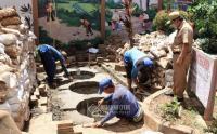 Cegah Banjir, Pemkot Jakpus Bangun Sumur Resapan di Petamburan