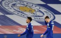 Main di Kandang, Leicester Kalah dari Fulham 1-2