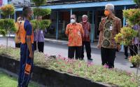 Ganjar Cek Kesiapan SOP Protokol Kesehatan di Lingkungan Sekolah