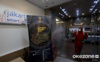 Anies Baswedan Positif Covid-19, Kantor Gubernur Lakukan Penyemprotan Disinfektan