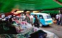 Karena Semrawut, PKL Pasar Terong Makassar Ditertibkan Petugas