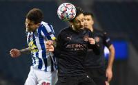 Tahan Imbang Manchester City, FC Porto Melaju ke 16 Besar