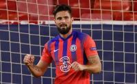 Giroud Menggila Cetak 4 Gol ke Gawang Sevilla