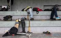Momen Latihan Bersama Pesepak Bola Disabilitas