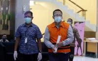 Pemeriksaan Lanjutan Menteri KKP Non Aktif Edhy Prabowo di KPK