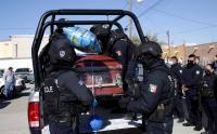 Polisi Meksiko Meninggal karena Covid-19