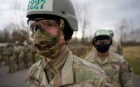 Melihat Tentara AS Berlatih di Tengah Pandemi Covid-19