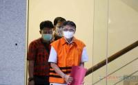 KPK Resmi Tahan Mantan Direktur Garuda Indonesia Hadinoto Soedigno