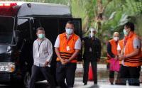 Menteri KKP Non Aktif Edhy Prabowo Jalani Pemeriksaan Lanjutan