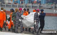 Sepekan Operasi SAR Sriwijaya Air, 272 Kantong Jenazah Berisi Body Part Berhasil Dievakuasi