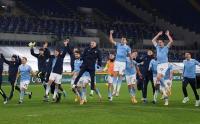 Lazio Sukses Kalahkan Roma 3-0