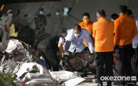 KNKT Periksa Bagian Mesin Turbin Sriwijaya Air SJ-182