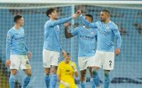 Manchester City Vs Crystal Palace : The Citizens Menang Telak