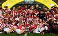 Kalahkan Barcelona, Bilbao Angkat Trofi Piala Super Spanyol