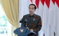 Presiden Jokowi Saksikan Penandatanganan Kerja sama Dalam Rangka Kemitraan PMA dan Perusahaan PMDN dan UMKM