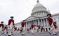 Intip Gladi Bersih Pelantikan Presiden AS Terpilih Joe Biden di Capitol Hill