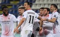 Cagliari Vs Milan : Ibrahimovic Borong Semua Gol