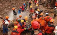 Seluruh Korban Longsor Sumedang Ditemukan, Operasi SAR Dihentikan