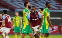 West Ham Vs West Brom : The Hammers Amankan 3 Poin