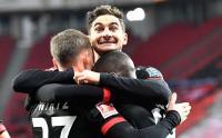 Leverkusen Vs Dortmund : Die Borrusen Kalah 1-2