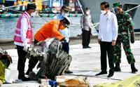 Presiden Jokowi: Bidang Transportasi, Keselamatan adalah Hal Utama