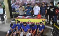 Komplotan Perampok Setengah Miliar di Semarang Ditangkap