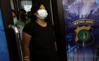 Sempat Viral Aksi Mesum di Halte Kramat, Polisi Rilis Pelaku Berikut Barang Bukti