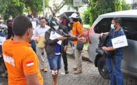 Reka Ulang Aksi Perampokan Setengah Miliar di Semarang
