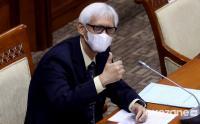 Komisi III Hentikan Uji Kelayakan Calon Hakim Agung TUN Triyono Martanto