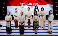 Sembilan Srikandi Doa Bersama untuk Negeri