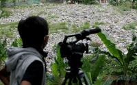Kurang Perhatian, Tumpukan Sampah Merebak di Kampung Caman Bekasi