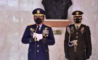 Panglima TNI Lantik 164 Perwira Prajurit Karier TNI Khusus Tenaga Kesehatan Tahun 2021