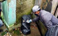 Ditemukan Mayat Perempuan dalam Kantong Sampah Gegerkan Bogor