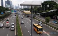 Penerangan Tenaga Surya di Jalan Ibu Kota Bermanfaat untuk Kelestarian Lingkungan