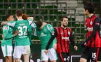 Werder Bremen Menang 2-1 Atas Eintracht Frankfurt